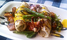Seafood and Steaks at Lobster Trap Restaurant (Up to 40% Off)