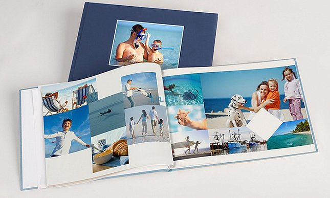 Custom Debossed Hardcover Photobooks from Photobook Canada (Up to 80% Off).